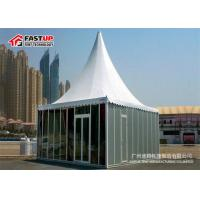 Quality 3X3M Waterproof Gazebo Tent , Unique Gazebo Marquee Tent With Window Walls for sale
