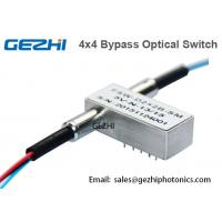 Quality Dual 2x2B Fiber Optical Switches Non Blocking 5V 1310/1550nm for sale