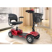 China DB-663 Motorized Handicap Scooter , Portable Electric Scooter For Seniors on sale