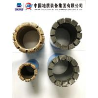 Buy cheap Impregnated Diamond Bit, IMP Bit for Geological Drilling/ Wireline Core Drilling from wholesalers