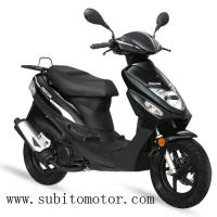 Quality scooter 50cc GAS 4T Air Cool EEC scooters Euro 4 moto for sale