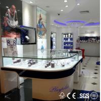 Quality Factory direct jewelry showcase for sale jewellery showroom designs for sale