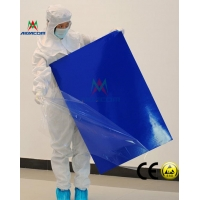 Quality 0.06KG 18x36 Inch  Anti UV 170kg/Cm² Tensile Strength ESD Sticky Mat for sale
