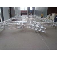 Quality Silver 50x3mm Tube  5M  Diameter  Aluminum Stage Lighting Truss  System  Can Be Choose For  Different Kinds Of Events for sale