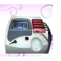 China Newest 650nm Diode Laser liposuction Fat Reduction Machine With 10 Pads For Hospital on sale