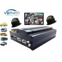 Quality 8ch hdd vehicle mobile car video Recorder 4G wifi gps DVR with 720P 2TB Hard disk recording for sale