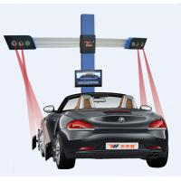 Quality Car Correct Machine 3excel Wheel Aligner , 3D Camera Space Four Wheel Alignment for sale