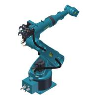 Quality Remote Operation Mode Six Axis Robotic Arm For Handling / Welding for sale