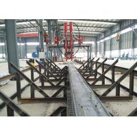 Quality Gantry Type Auto H Beam Production Line 1000A Submerged Arc Welding Source for sale