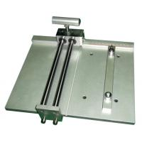 Quality Anti-rust Paper Testing Equipments , Paper Cutter For Edge Crush Testing Machine for sale