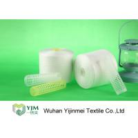 Quality High Strength 40/2 Virgin Spun Polyester Yarn Raw White For Sewing Thread for sale