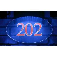 Quality High Quality Room Number  Acrylic Signs for sale