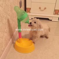China pet supplies water drinking fountain dog automatic feeder on sale