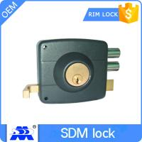 Quality High Security Rim Lock 2700 Two Round Bolt Customized Service for sale
