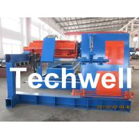 Quality Active Uncoiling 15 Ton Hydraulic Uncoiler / Decoiler Curving Machine TW-DECOILER for sale