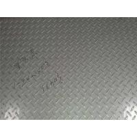 Quality 10mm Stainless Steel Floor Plate / Stainless Steel Checkered Plate for sale