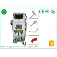 Quality Multi - Language Elight Hair Removal Skin Rejuvenation Machine Three Handpieces for sale