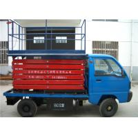 Quality Easy Operation Vehicle Mounted Work Platforms Lightweight For Street Light for sale