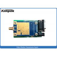 Buy VHF Transceiver Module 900Mhz 1 Watt Two Way RF Radio Peer To Peer at wholesale prices