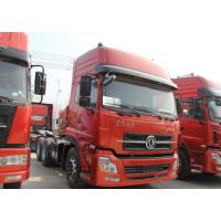 China DFD 4251A Tractor Head Truck 375HP 6x4 10 Wheels LHD RHD Dongfeng Brand for sale