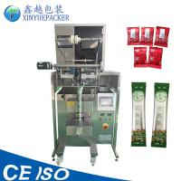 China Electronic Scale Feeding Vertical Packaging Machine / Tea Pouch Packing Machine on sale