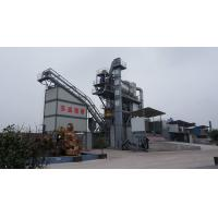 Quality 220T Finished Bin Hot Mix Asphalt Plant Frequency Converting Control Energy Saving Feature for sale