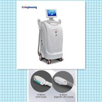 Buy cheap Ipl & Rf Shr Hair Removal Machine Vertical Type With Two Handles Sh-1 from wholesalers
