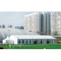 Quality Durable Water Proof Clear Span Structure Romantic Wedding Tents For 200 People for sale