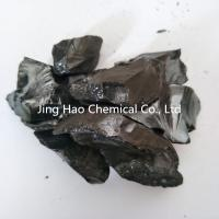 Quality Black Solid Coal Tar Hard Pitch For Cold Ramming Paste High Performance for sale