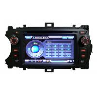 Buy 6.2 Inch HD Car Toyota-Yaris RADIO Bluetooth 6 CDC PIP 3G Toyota DVD Navigation System ST-A146 at wholesale prices