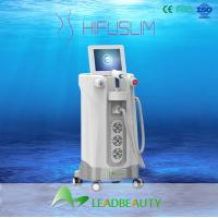 Quality 2015 newest beauty slimming machine HIFU for slimming with best quality for sale