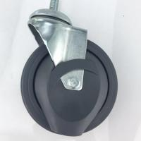 China Swivel Elevator Lifting Caster Wheel / 5 inch 4 Inch Heavy Duty Casters on sale