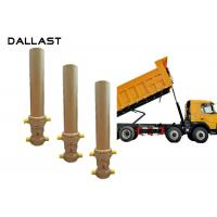 Quality Telescopic One Way Hydraulic Cylinder Dumper Tipper Trailer TS16949 Certification for sale