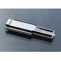 Quality Car Precision Parts Silver Insert Discharged With Steel Material And Short Delivery for sale