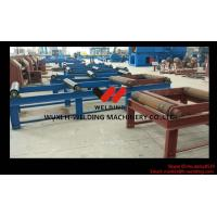 Buy Assembly / Welding / Straightening H Beam Welding Line / Production Line at wholesale prices