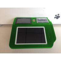 "Quality 7 "" TFT LCD Touch Screen Mobile Point of Sale Systems Intelligent Android 4.4 OS Based for sale"