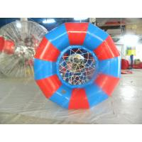 Quality PVC tarpaulin Inflatable Water Games Professional Water Proof , EN14960 for sale