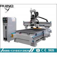 Buy cheap Multi Functional Wood CNC Router Machine With Automatic Tool Changer from wholesalers