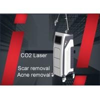Quality 10600nm Skin Peeling Scar Removal Co2 Laser Machine for Vaginal Tightening , Skin Care for sale