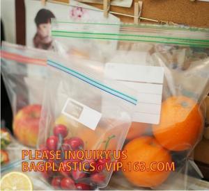 Buy cheap FDA LDPE Ziplock Gallon Slider Storage freezer Bags, custom printing mini ziplock bags with apple brand, ROHS recyclable from wholesalers
