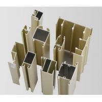 Buy Powder Painted / Anodized Aluminum Extrusion Profiles For Side Hung Doors at wholesale prices