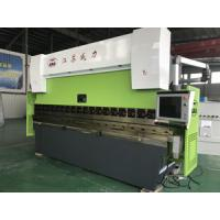 Quality Customized Voltage Sheet Shearing Machine , 0.3mm 3200 X 200 Ton CNC Press Brake for sale