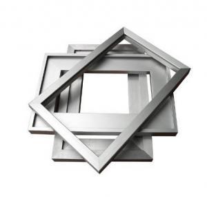 Quality Anodized Aluminum Solar Panel Frame , Aluminum Extrusion Profiles for sale