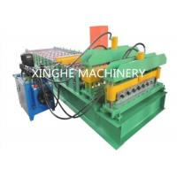 Quality Glazed Tile Roll Forming Machine,Roll Forming Machine For Cold Room Panel for sale