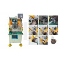 Quality Automatic Stator Winding Coil & Wedge Inserting Machine With PLC control for sale