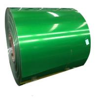 Quality 3000 Series Painted Aluminum Coil , PVDF Coated Aluminium Sheets Two Sides for sale