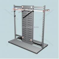 Quality Stainless steel clothes shelf for sale