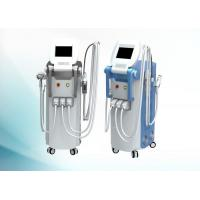 Quality Multifunction E-light Ipl RF + Nd Yag Laser Machine , IPL Skin Rejuvenation Machine for sale