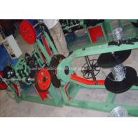 Quality Double Strand Barbed Wire Machine For Government Buildings ISO Approved for sale