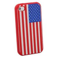 Buy cheap National Flag Case for iPhone (BSPC-00008) from wholesalers